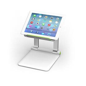 belkin-b2b118-mueble-y-soporte-para-dispositivo-multimedia-carro-para-administracion-de-tabletas-verde-plata-tableta