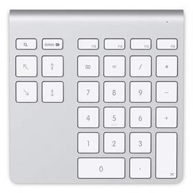 belkin-yourtype-teclado-numerico-bluetooth-pcservidor-aluminio-blanco