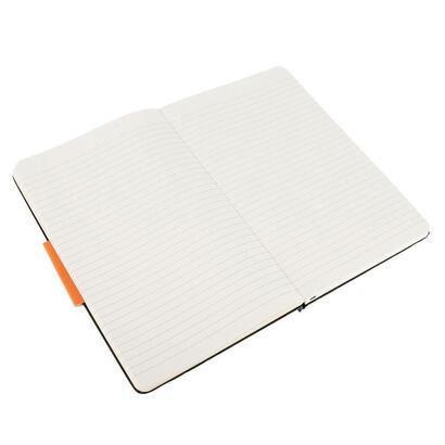 moleskine-classic-cuaderno-y-block-negro-a5-240-hojas