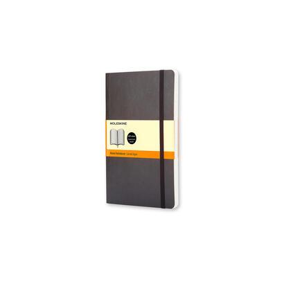 moleskine-qp616-cuaderno-y-block-negro-a5-192-hojas