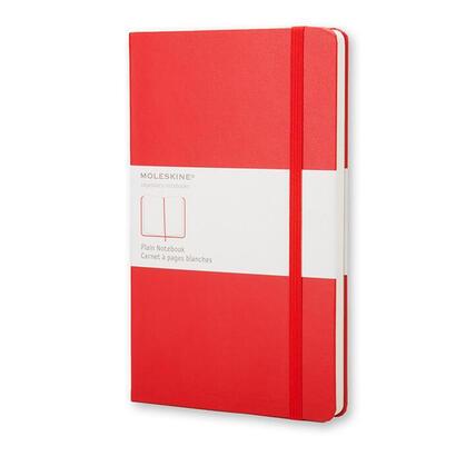 moleskine-classic-cuaderno-240-hojas-paginas-lisas-tapa-dura-rojo