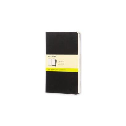 moleskine-cahier-journal-grande-liso-negro-moleskine-cahier-journal-large-black-plain