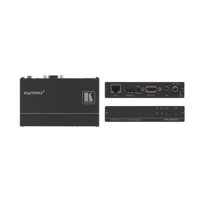 kramer-transmisor-extensor-par-trenzado-hdbaset-de-rango-para-hdmi-rs-232-bidirec-e-ir-max-34-kramer-electronics-tp-580txr-0-40-