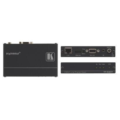 kramer-transmisor-de-par-trenzado-hdbaset-max-tasa-de-datos-34gbps-compatible-hdtv-cumple-hdc-kramer-electronics-tp-580t-1-hdmi-