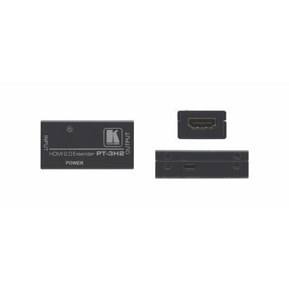 kramer-extensor-hdmi-20-4k-uhd-max-resolucion-hasta-4k-60hz-444-uhd-pt-3h2-extensor-hdmi-hdr-4k
