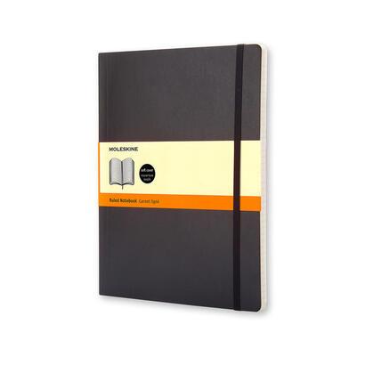 moleskine-cuaderno-extra-grande-de-rayas-tapa-blanda-negro-moleskine-978-88-8370-722-3-190-mm-250-mm