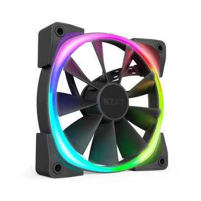 nzxt-ventilador-de-caja-aer-rgb-2-120mm-hf-28120-b1-nzxt-hf-28120-b1-carcasa-del-ordenador-ventilador-12-cm-500-rpm-1500-rpm-22-