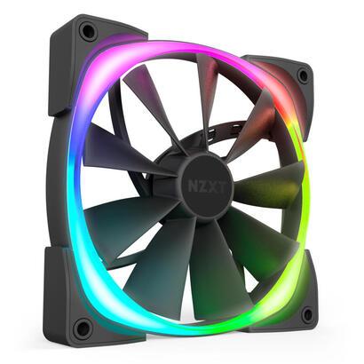 nzxt-ventilador-de-caja-aer-rgb-2-140mm-nzxt-hf-28140-b1-carcasa-del-ordenador-ventilador-14-cm-500-rpm-1500-rpm-22-db