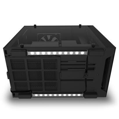 nzxt-hue-2-underglow-kit-de-luces-para-torre-de-ordenador-negro-gris-multicolor-20-mm-200-mm-8-mm