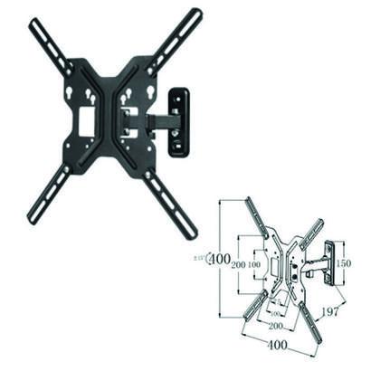 soporte-articulado-de-pared-phoenix-para-tvmonitor-rotacion-180aa-hasta-5511-inclinacion-15aa-vesa-400x400-hasta-25kg-negro