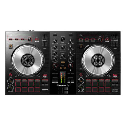 pioneer-ddj-sb3-controlador-dj-2-canales-negra