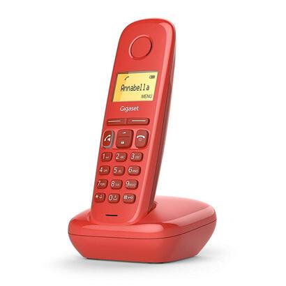 gigaset-a270-telefono-dect-rojo