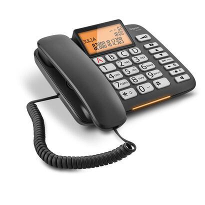 gigaset-dl580-telefono-fijo-teclas-grandes-negro
