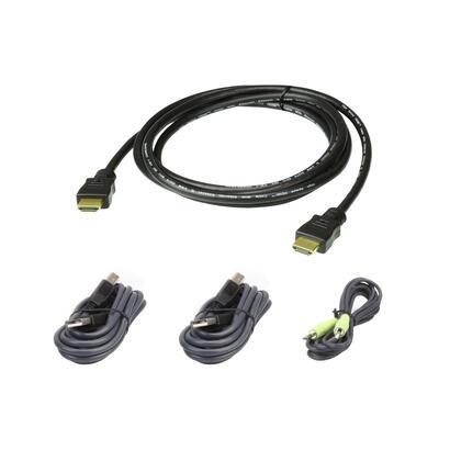 aten-2l-7d02uhx4-cable-para-video-teclado-y-raton-kvm-18-m-negro