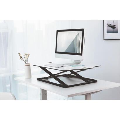 digitus-mesa-ergonomica-79x54cm-altura-maxima-40-cm