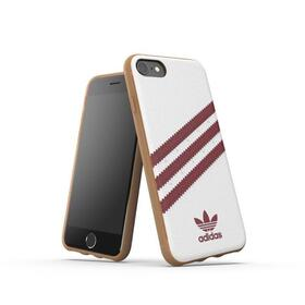 carcasa-adidas-original-stripes-samba-ss19-blanco-bordeaux-beige-compatible-con-iphone-6-6s-7-8