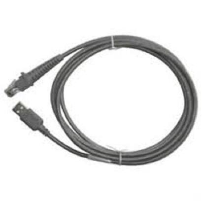 datalogic-90a052211-cable-usb-2-m-20-usb-a-gris
