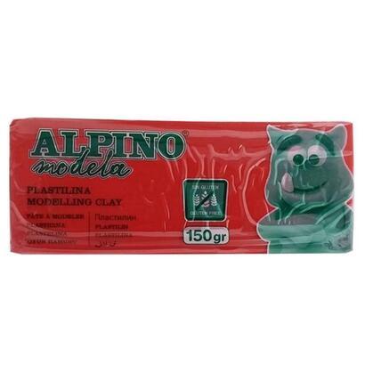 plastilina-150-gramos-roja-sin-glutenalpino-modela-modelling-clay