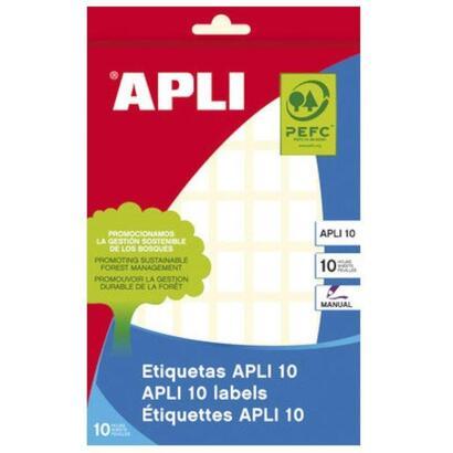 etiquetas-adhesivas-apli-016401927mm10-hojas25-etiquetas-por-hojaescritura-manualcolor-blanco