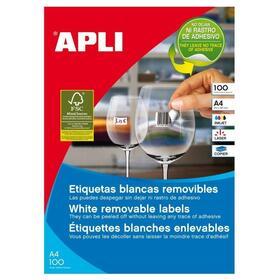 etiquetas-adhesivas-apli-3055-para-impresoras-inkjet-laser-y-fotocopiadorasa4525x211mm100-hojas5600-etiquetascantos-rectosblanco