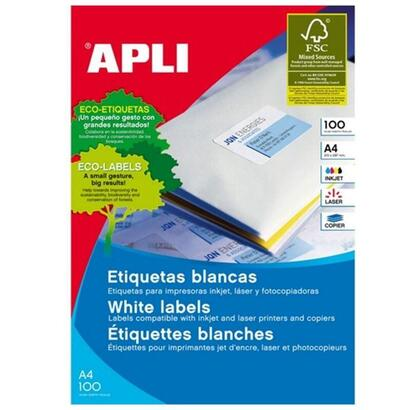 caja-de-etiquetas-adhesivasa4210-x-148mmcien-hojasapli