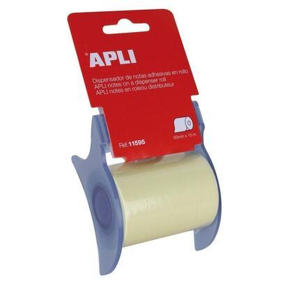 notas-adhesivas-en-rollo-apli-1159560mmx10mcolor-amarillonota-en-rollo