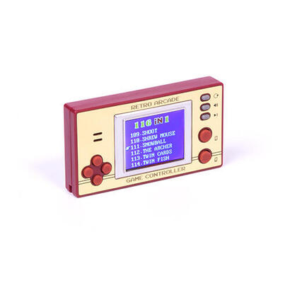 thumbsup-retarcctl-videoconsola-portatil-arcade-games-inkl-153x-8-bit-spielen-rojo-457-cm-18