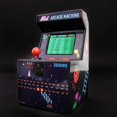 thumbsup-1001473-videoconsola-portatil-arcade-machine-inkl-240x-16-bit-spielen-635-cm-25