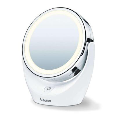 espejo-de-maquillaje-con-luz-beurer-bs-49-o11cm-2-superficies-normal5-aumentos-12-leds-color-blanco-mate