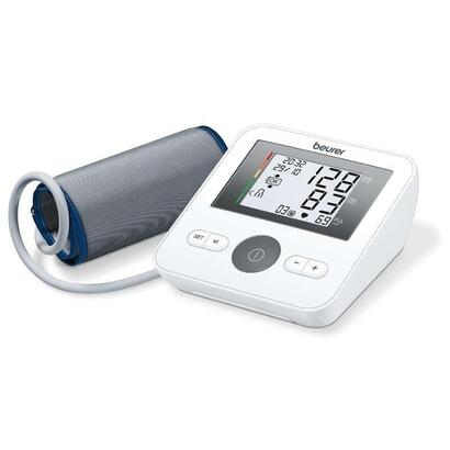 tensiometro-de-brazo-beurer-bm-27-deteccion-de-arritmias-lectura-facil-desconexion-automatica