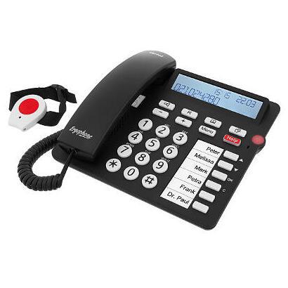 tiptel-1081002-telefono-telefono-analogico-negro-identificador-de-llamadas