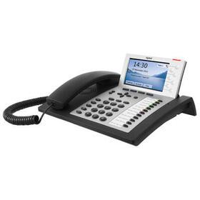 tiptel-3120-telefono-ip-negro-plata-terminal-con-conexion-por-cable