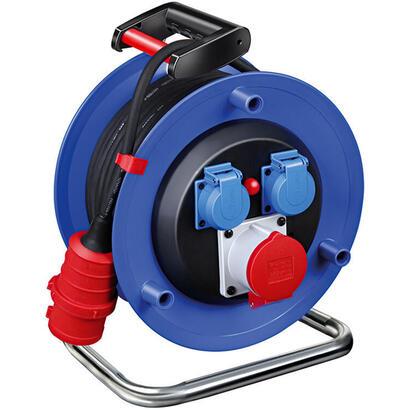 brennenstuhl-30m-h07rn-f-5g15-base-multiple-3-salidas-ac-negro-azul-rojo-blanco