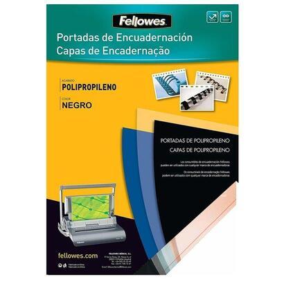 pack-de-100-portadas-de-polipropileno-negras-fellowes-54772-tamano-a4-500-micras-no-aptas-encuadernadoras-termicas