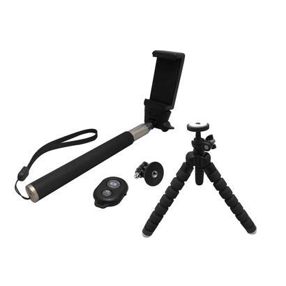 selfie-ultron-kit-tripod-mit-shutter-und-selfie-stange