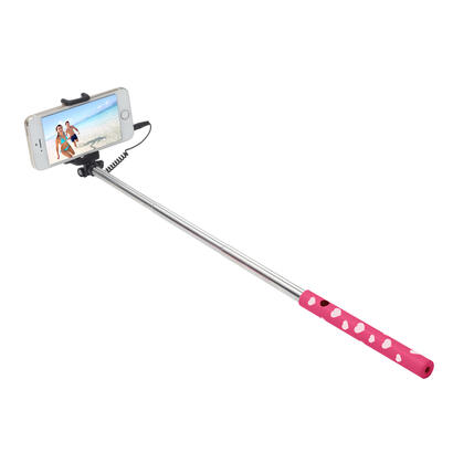 selfie-stick-ultron-cable-mini-hot-shot-pink-white-heart