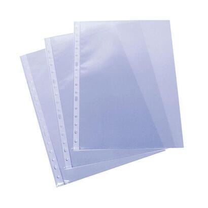 caja-100-unidades-funda-pp-a4-liso-extra-galga-de-11-taladros-grafoplas