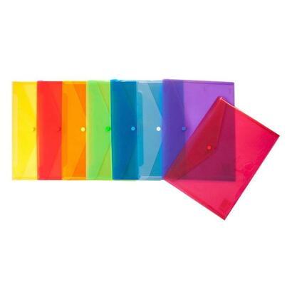 sobre-pp-translucido-cuarto-ecoplas-de-plastico-verde-con-cierrre-de-broche-grafoplas