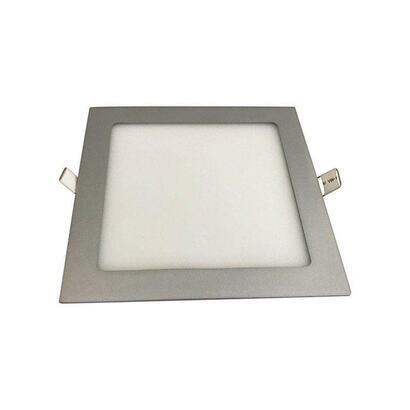 downlight-extrafino-iglux-ls-102207-fp-empotrable-cuadrado-7w-6000k-plata-570-lumenes-120x120x19-mm