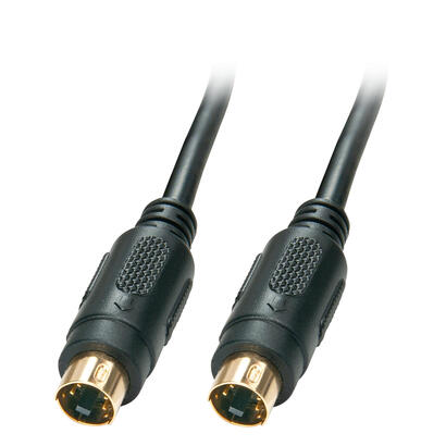 lindy-35632-cable-s-vhs-10-m-negro