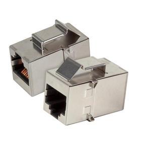 efb-elektronik-375081v2-adaptador-keystone-cable-rj45-acero-inoxidable