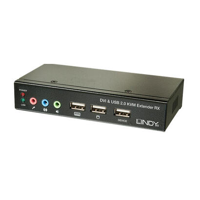 lindy-39377-interruptor-kvm-negro