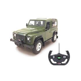 jamara-land-rover-defender-114-grun-tur-manuell-40mhz