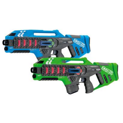 pistola-laser-de-impulso-jamara-juego-de-rifle-azul-verde