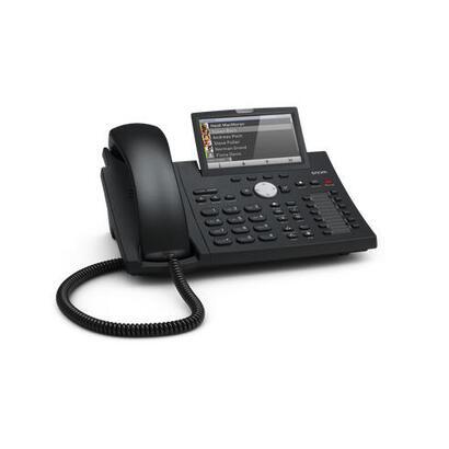 snom-d375-telefono-ip-negro-terminal-con-conexion-por-cable-tft-12-lineas