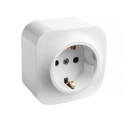 base-de-corriente-legrand-forix-782420-ip21-blanco