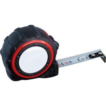 rieffel-472-twocomp-cinta-metrica-3-m-acrilonitrilo-butadieno-estireno-abs-negro-rojo