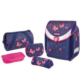 herlitz-flexi-plus-butterfly-dreams-juego-de-mochila-escolar-chica-rosa-violeta