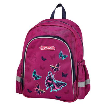 herlitz-50020683-mochila-escolar-chica-rosa-poliester