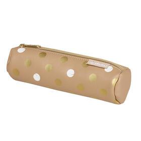 herlitz-pure-glam-estuche-suave-poliuretano-oro